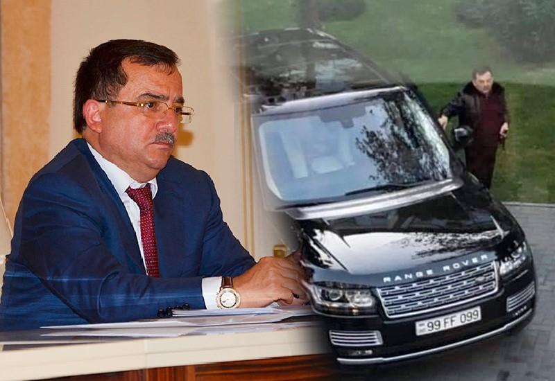 Qazaxın icra başçısından prezidentə ŞİKAYƏT