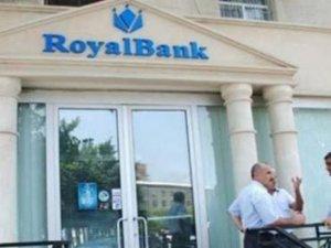 """""""Royal Bank"""" rəhbərlərinin məhkəməsi başladı"""