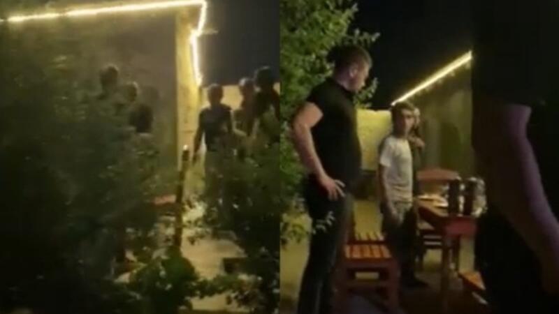 """""""Balıq evi"""" karantin qaydalarını pozdu – VİDEO"""