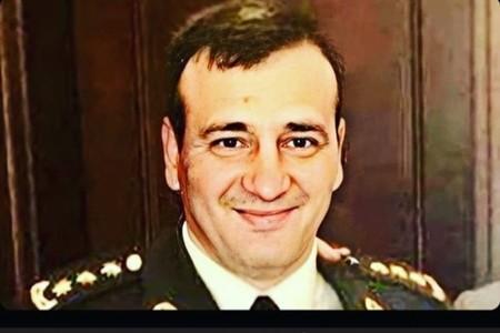 """Alişan da şəhid general Polad Həşimovdan yazdı: """"Necə böyük insan idin"""""""