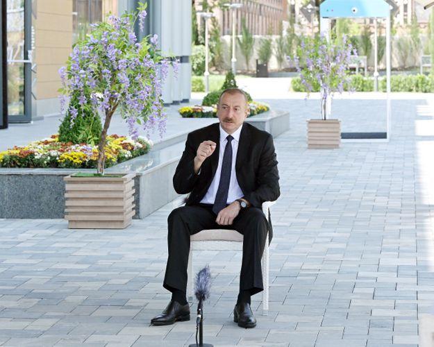"""Prezident: """"Azərbaycan Ordusu tam komplektləşdirilib və bu gün əlavə canlı qüvvəyə ehtiyac yoxdur"""""""