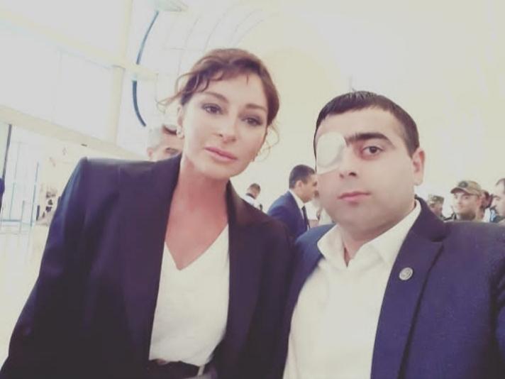 Qarabağ qazisi birinci vitse-prezidentə MÜRACİƏT ETDİ