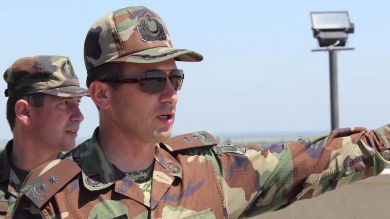 """Şəhid xanımından general Polad Həşimova MƏKTUB: """"Görüşəndə Raqufa salam de"""""""