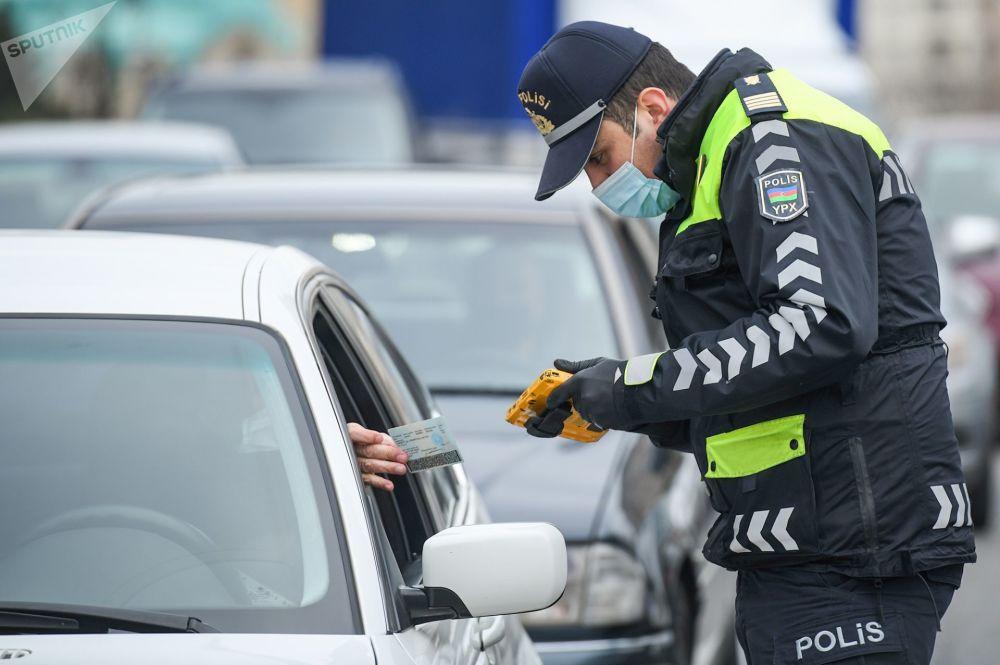 Bakıda polis postları yığışdırılır