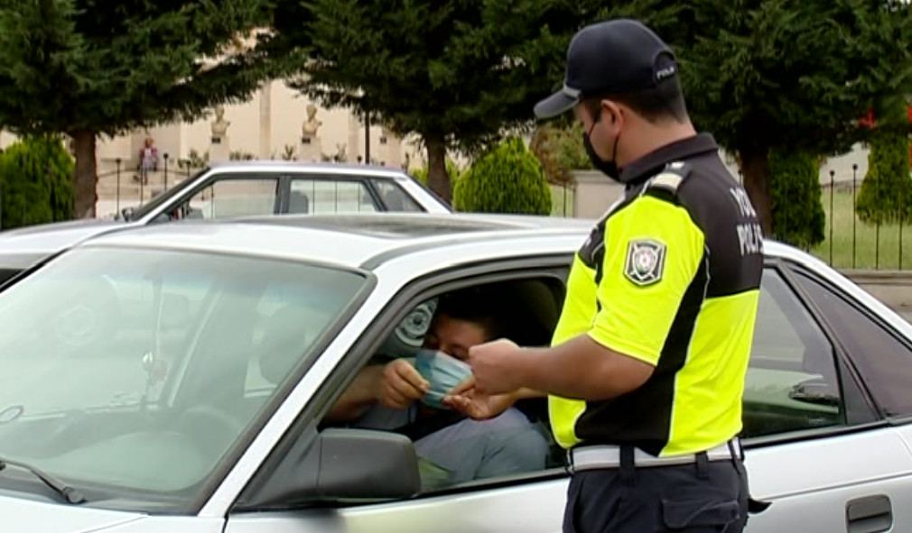 Polis iki rayonda reyd keçirdi – Foto