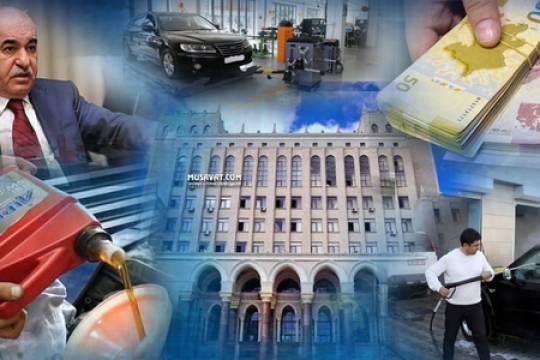 """AMEA-da """"moyka"""" biznesi –milyonlarla manat elmə yox, profilaktoriya biznesinə yatırılır"""