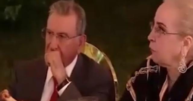 Kürəkəni Ramiz Mehdiyevin şəninə tost deyib – Toydan yeni VİDEO