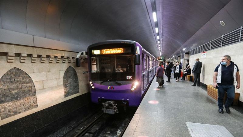 Metrodan istifadə şərtləri açıqlandı