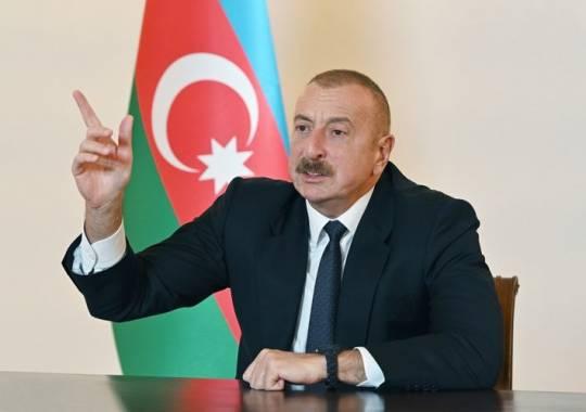 Ali Baş Komandan atəşkəsin yeganə şərtini açıqladı