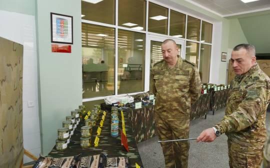 Hikmət Mirzəyevə general-leytenant ali hərbi rütbəsi verildi