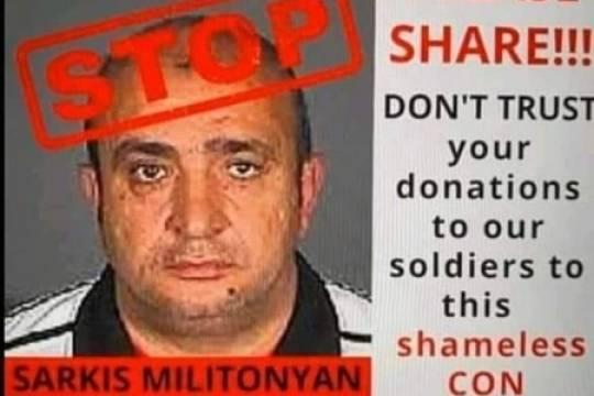 Orduya yardım adı ilə yığdığı300 min dolları götürüb aradan çıxdı…
