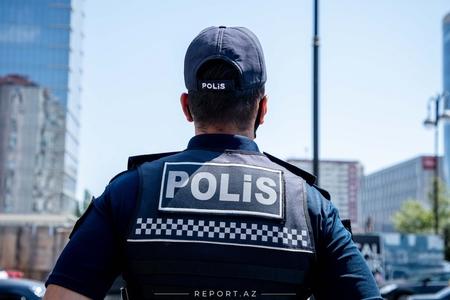 Polis Bakı əhalisinə xəbərdarlıq etdi
