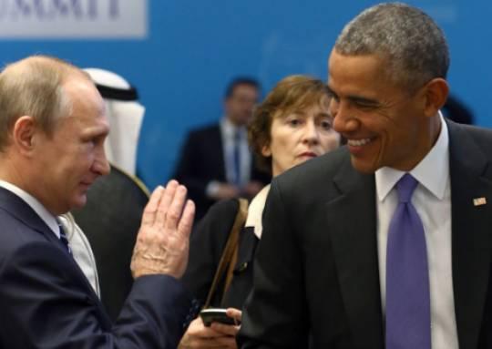 Obama Putini küçə bandasının başçısı adlandırdı