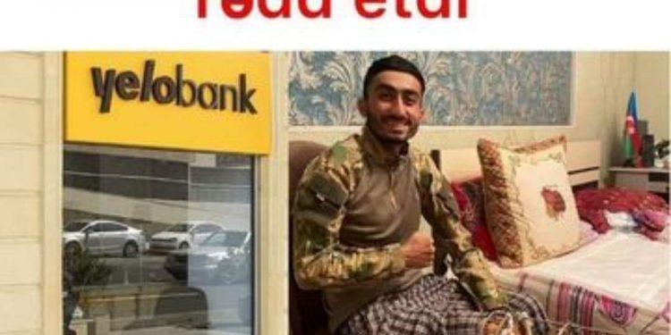 """""""Yelo bank"""" qazilərlə şəkil çəkdirə bilir, borclarını silmir – Foto"""