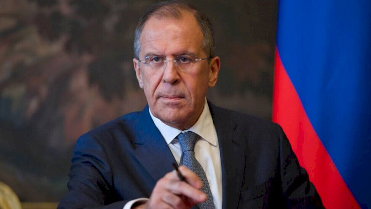 Lavrov Bakıya gəldi