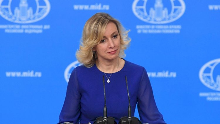 Zaxarova Bakı aeroportunda koronavirus testi verdi – Foto
