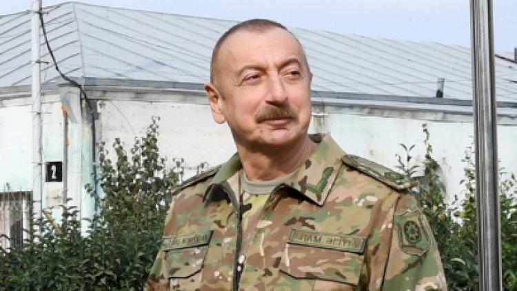 """İlham Əliyevin """"Xilaskar"""" ordeni ilə təltif olunması təklif edilir"""