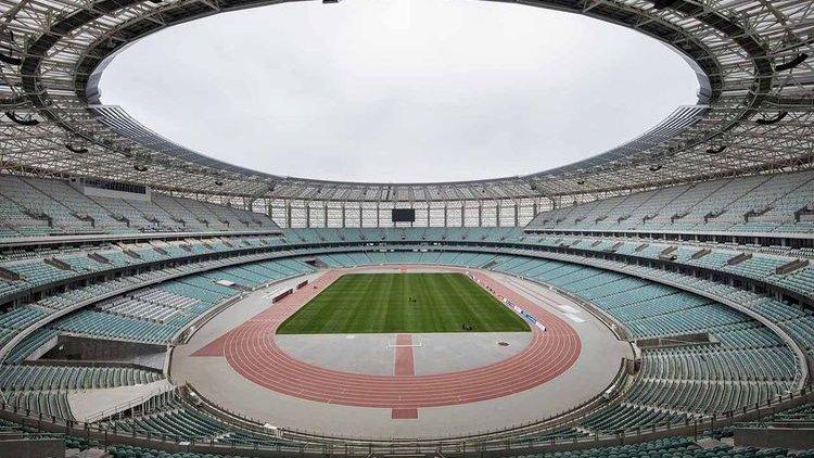 Azərbaycan-Serbiya oyununun stadionu müəyyənləşdi