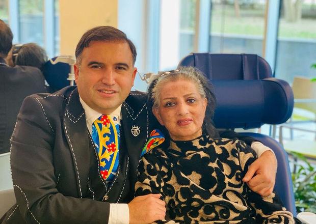 Zöhrə Abdullayeva xəstəxanaya yerləşdirildi – FOTO