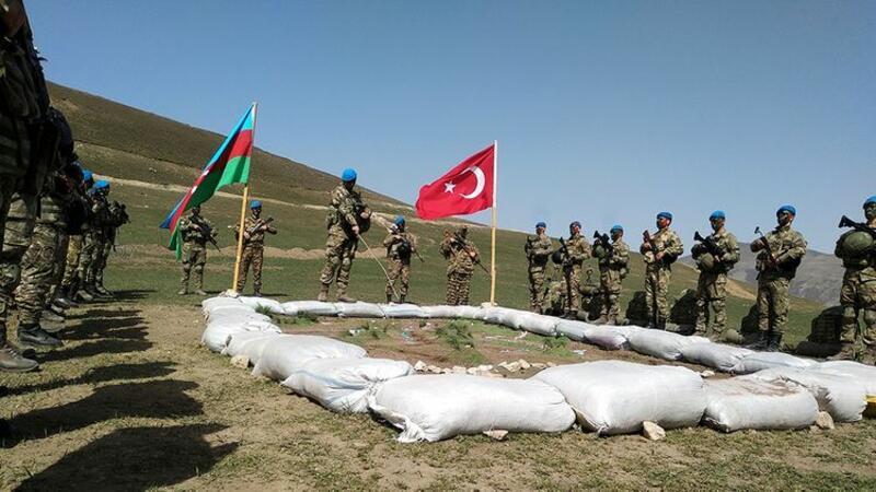 Azərbaycan və Türkiyə hərbçilərinin birgə təlimi başladı – VİDEO