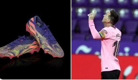 Messi Pelenin rekordunu qırarkən geydiyi butsları satıb – FOTO