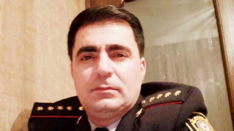 """Vətəndaşa hədə-qorxu gələn """"polis"""" yaxalandı – FOTO/VİDEO"""