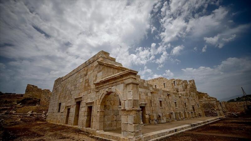 Türkiyədəki tarixi abidələrin sayı məlum oldu