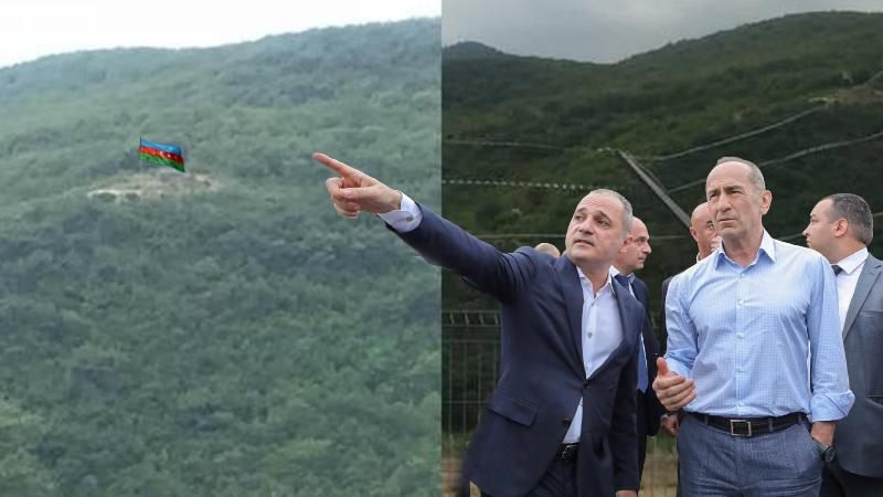 Ordumuz Koçaryanı izlədi, Xankəndidəki separatçılar… – Erməni seçkiləri Azərbaycanın nəzarətində