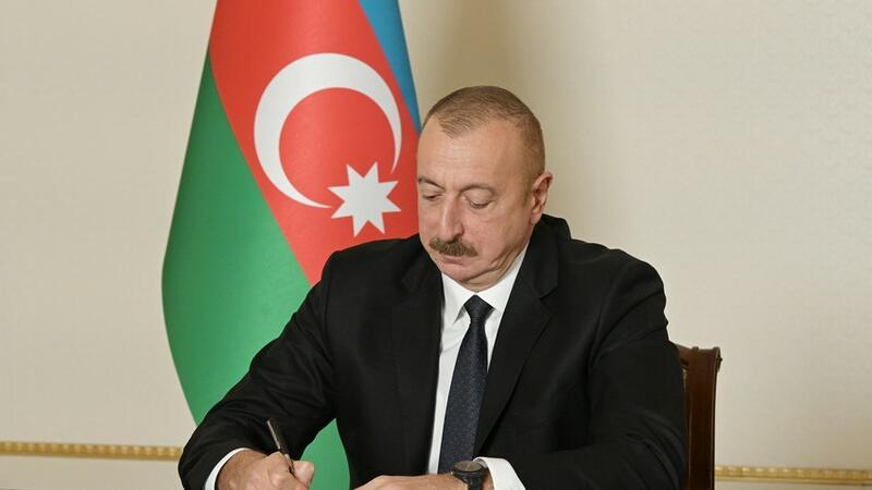 Prezident sərəncam imzaladı – 600 min manat ayrıldı