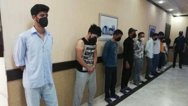 Polis ƏMƏLİYYAT KEÇİRDİ: Qadınların üzv olduğu narkotik şəbəkəsi ifşa edildi