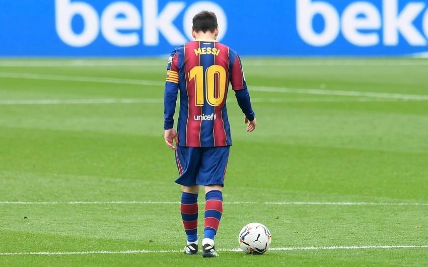 """Lionel Messi """"Barselona"""" ilə vidalaşıb –RƏSMİ"""
