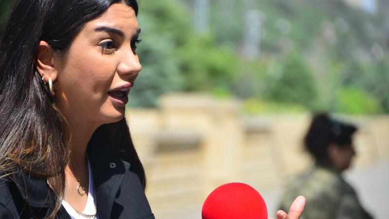 Fulya Öztürkün azərbaycanlı yanğınsöndürənlər haqqında çıxışı rekord qırdı– VİDEO