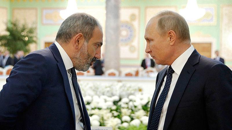 Putin Paşinyanı təbrik etdi: Moskva İrəvandan nə istəyir?