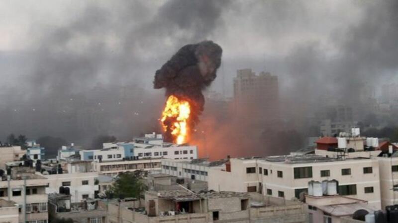 İranın PUA bazası bombalandı: Ölənlər var